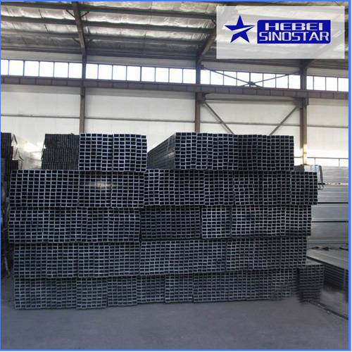 Structure Black tubes made in china