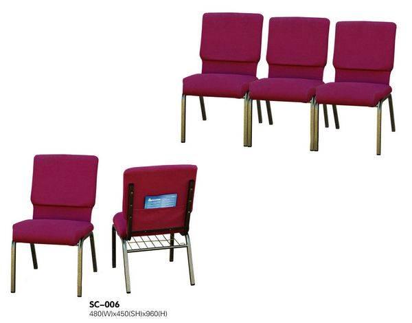 church chair,chair for church