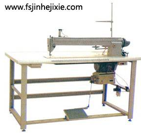 JS type long arm sewing machine applique