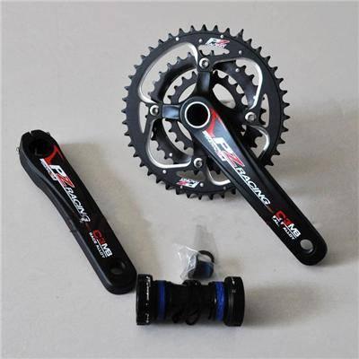 PZ RACING C3MBK Bicycle chainwheel and crankset bicycle parts