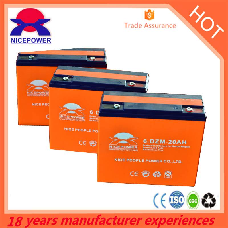 lead acid battery,made in Vietnam,electric bicycle battery