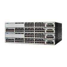 Brand new and original cisco switch WS-3750X-48T-S