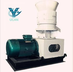 Biomass Wood Pellet Mill