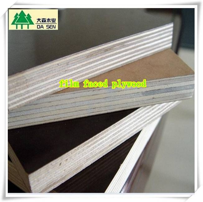 black film faced plywood&marine plywood