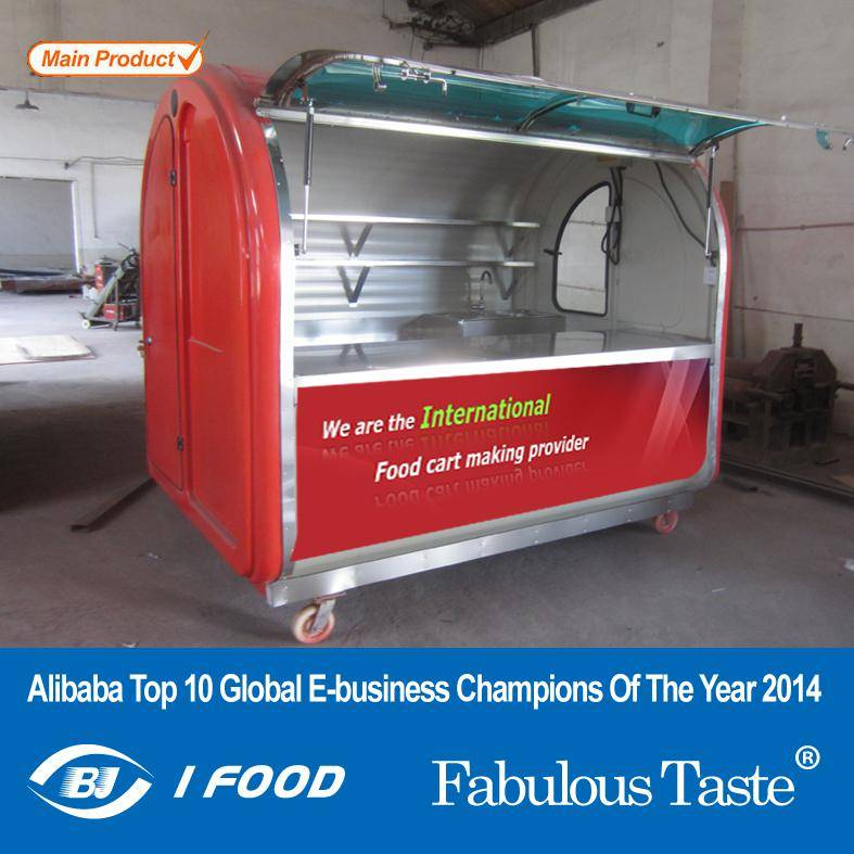 Mobile Snack Food Cart Machine for Sale
