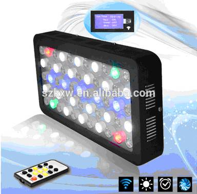 60CM 120W remote control smart home led aquarium lighting Programmable