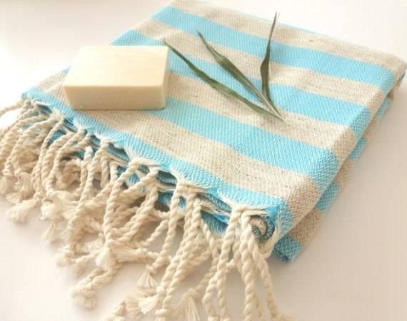 Turkish Hammam Towels, Drap de hammam, Serviette de hammam, Hamamdoeken, Foutas de bain et plage