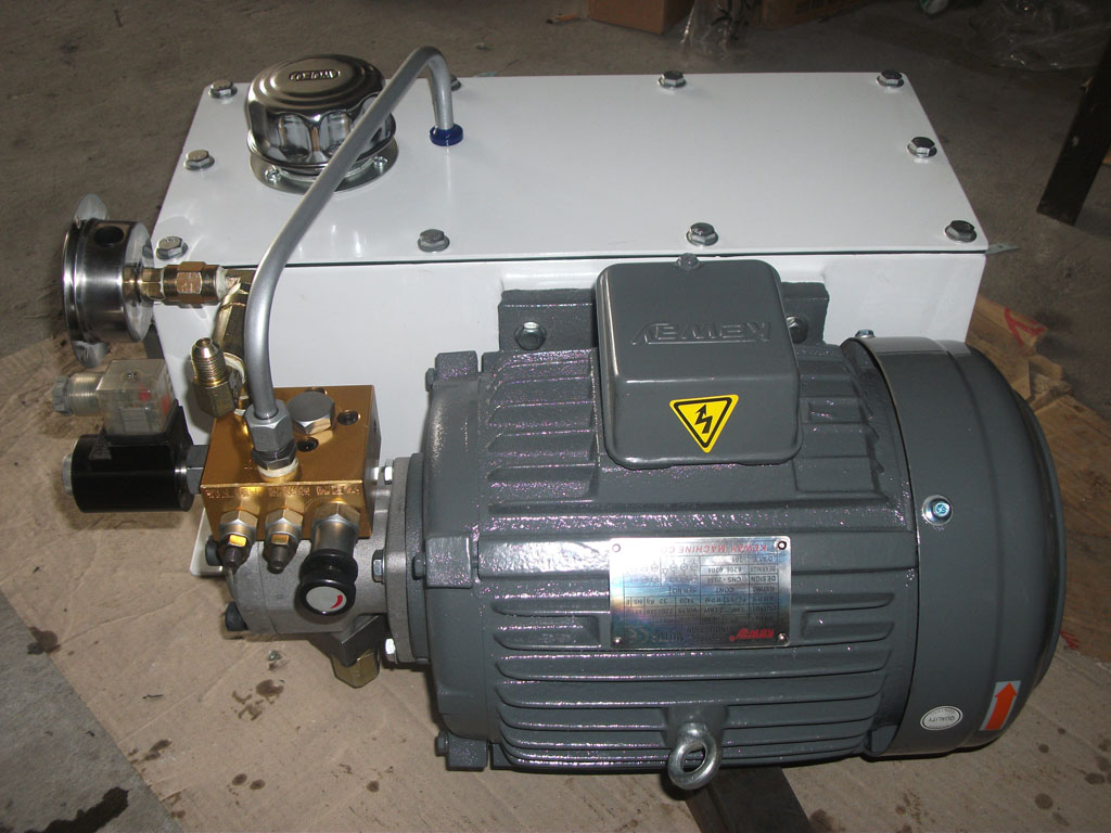 hydraulic power pack for elevator