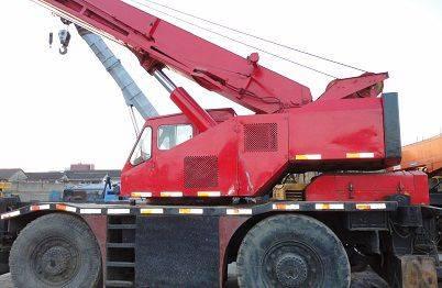 25ton KATO used crane for sale