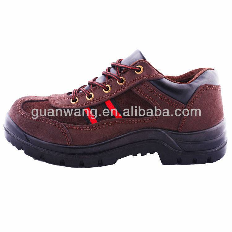 Best Selling 2012 Industrial Working Safety Shoes/Safety Footwear For Worker