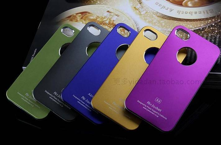 For iphone 5 Air Jacket Case Cover