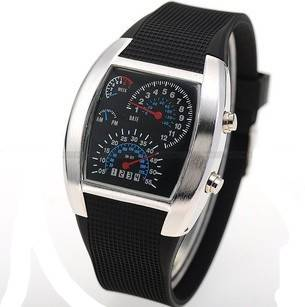 2012 new space sector personality LED watch