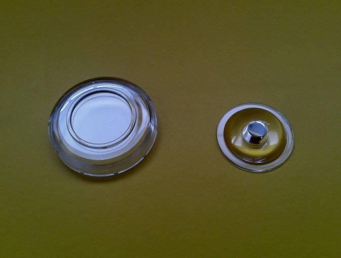 transparent plastic injection moulding part, plastic lens