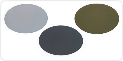 Coated Aluminium disk(Circle)