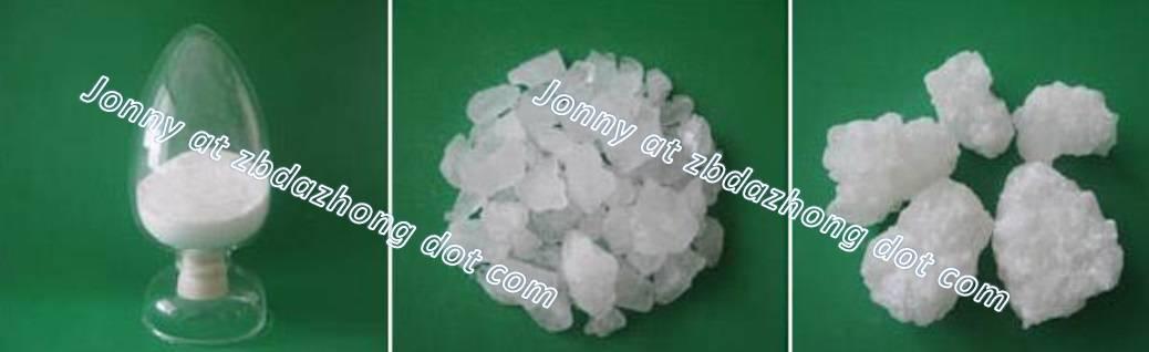 Ammonium alum(aluminium ammonium sulfate)