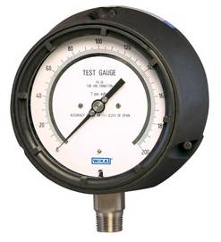 Test Gauges from Testing Equipment 332.34