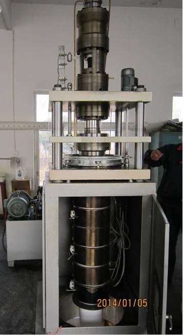 Teflon PTFE Tubing Extrusion machine plastic extruder