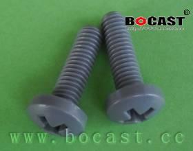 Cross Recessed Pan Head PVC Screws