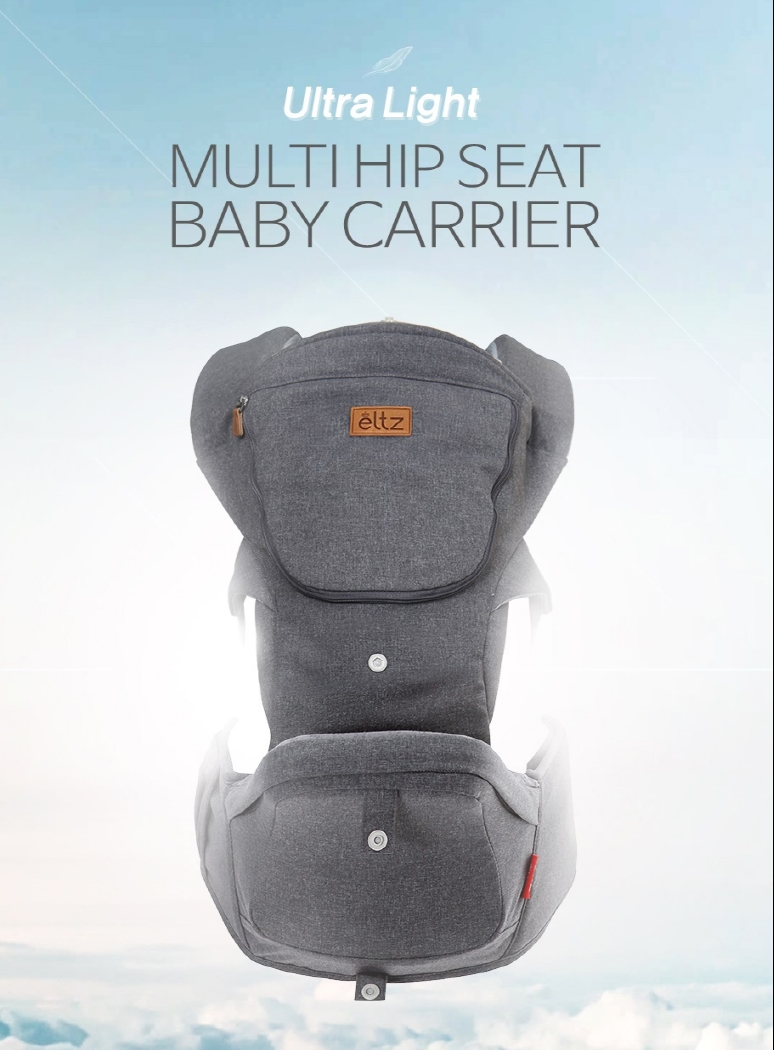 Eltz, baby hipseat carrier from Agabang & Company, Korea