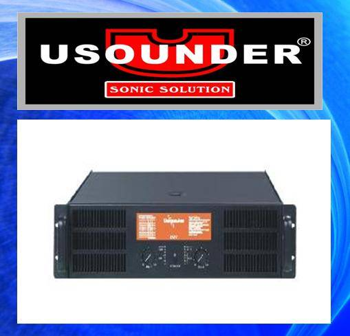 Usounder US Power Amplifier,Professional Power Amplifier, Audio Amplifier,Pa Pro Amplifier,