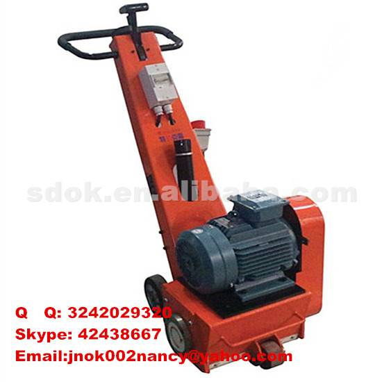 OKX-250 Road scarifying and milling machine, gasoline scarifying machine