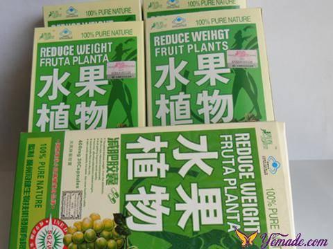 original Fruta Planta reduce weight natural diet pills