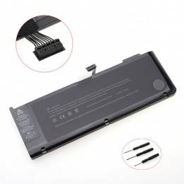 New Floureon High Capacity Li-Polymer Replacement Laptop Battery for Apple A1382