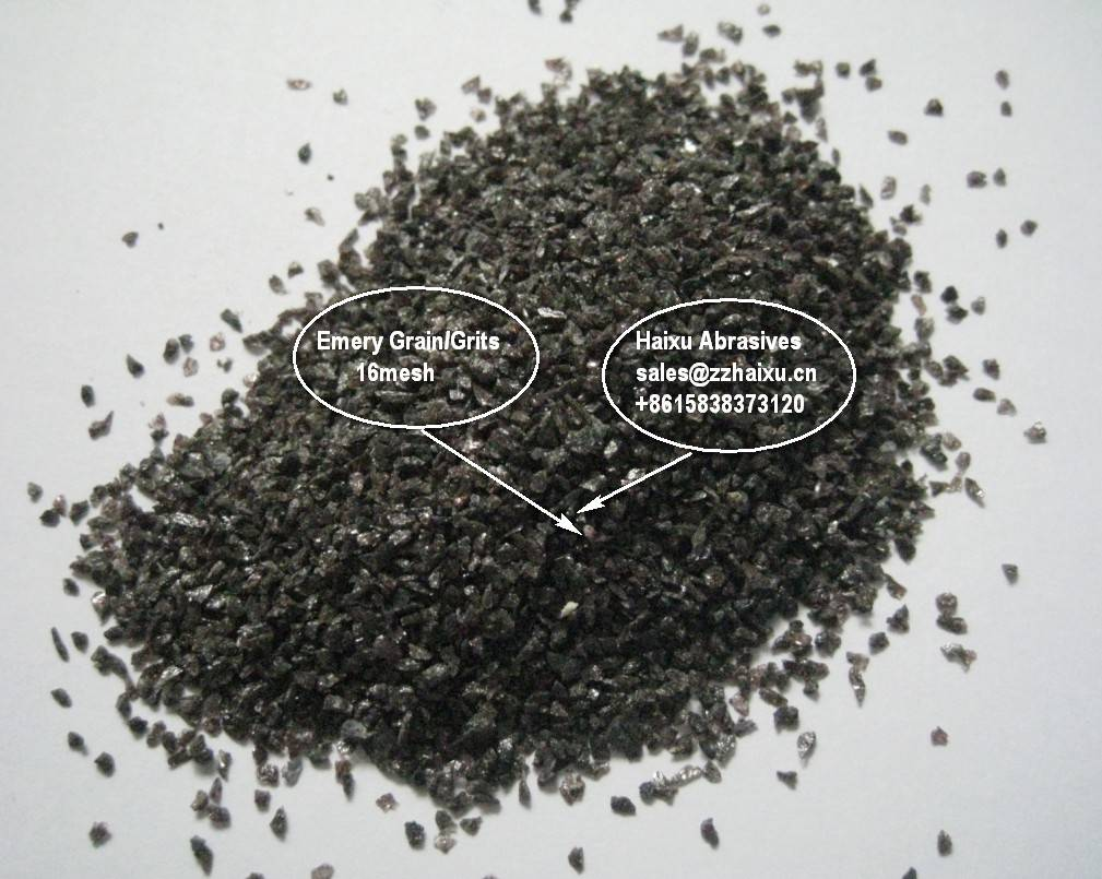 Emery grain/grit/powder