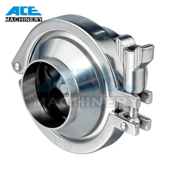 Stainless Steel Clamp Type Hygienic Check Valve