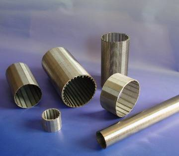 STAINLESS STEEL V WIRE WELL SCREEN PIPE