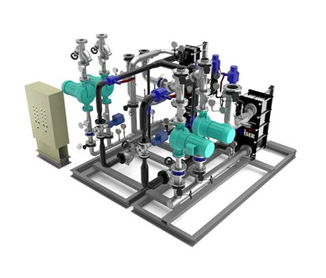 District Heating Substation (DHS)