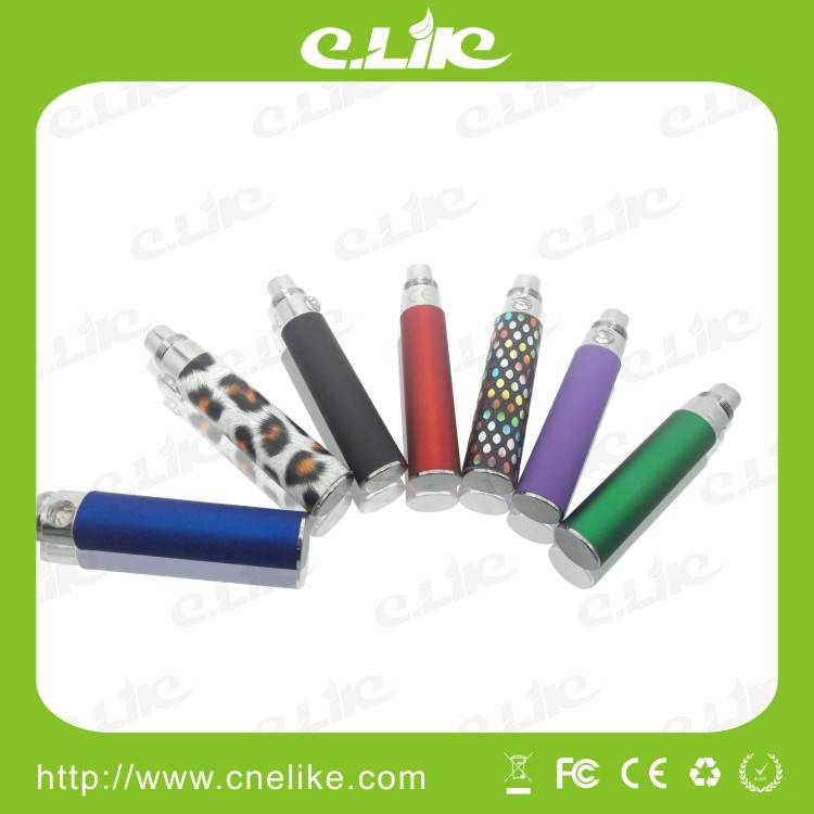 Ecigarette EGO Battery Go with Wax cigarette