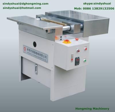 HM-480 bookblock back pressing machine