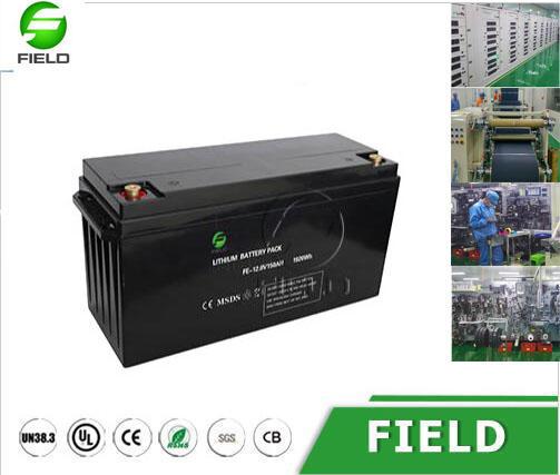 FE-LFP-12.8V150Ah Lithium Battery Pack