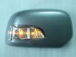DOOR MIRROR COVER WITH LED -- Isuzu D-max, Rodeo, Colorado