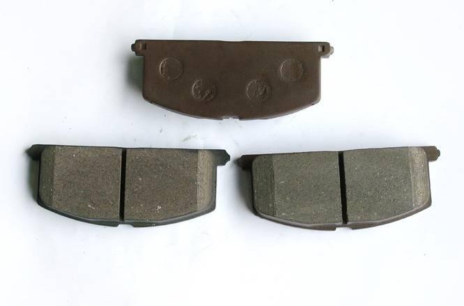 FSO-POLONEZ brake pad auto car spare brake parts after market