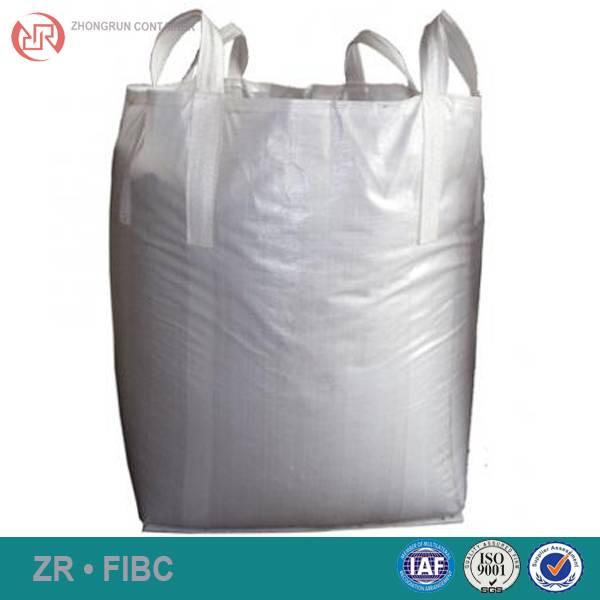 1100kg bag for PTA PET resin, factory directly jumbo bag ton bag