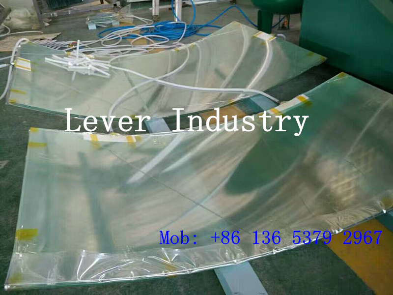 Vacuum Bagging film for Laminated Glass