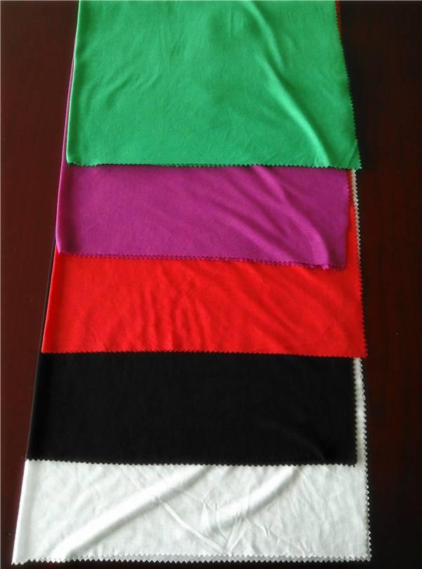 100% rayon dyed fabrics jersey