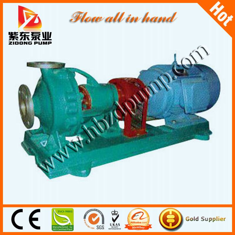 corrosion resistant IHK open impeller chemical pump