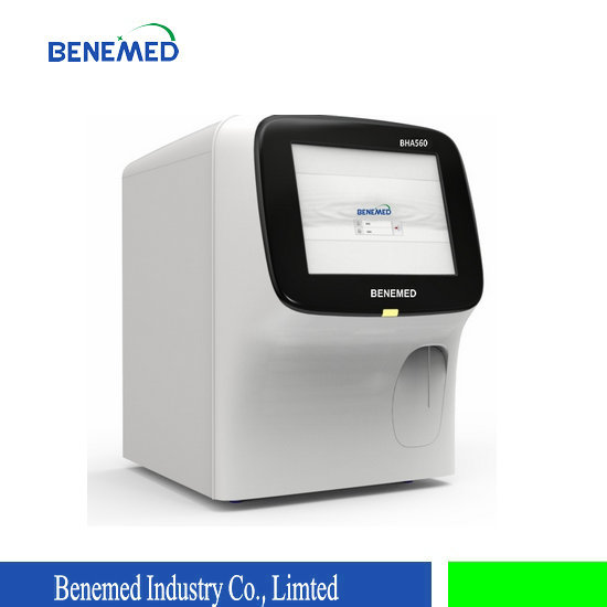 5-part hematology Analyzer fully automatic BHA560