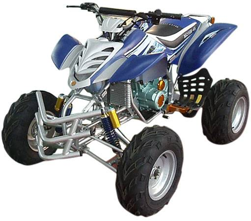 200cc Water Cooling ATV, with Integral Ballonet Absorber