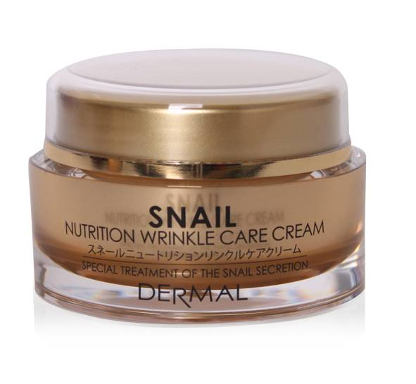 Snail Nutrition Wrinkle Care Cream