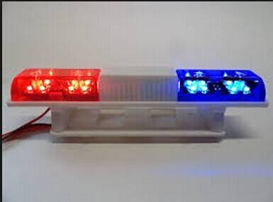 LED Police Light used in Rc Car