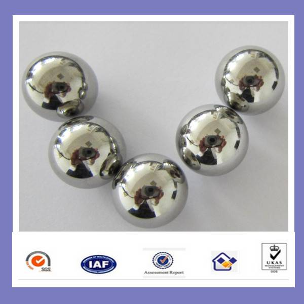 AISI standard stainless steel ball HRC26-58