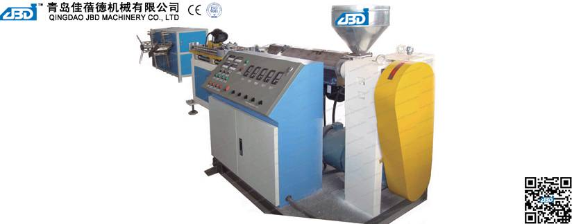 PE, PVC Single/Double Wall Corrugated Pipe Production Line
