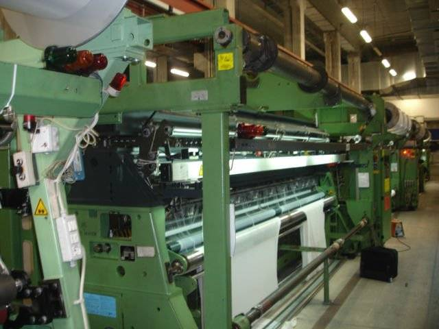 Karl mayer warp knitting machinery agency