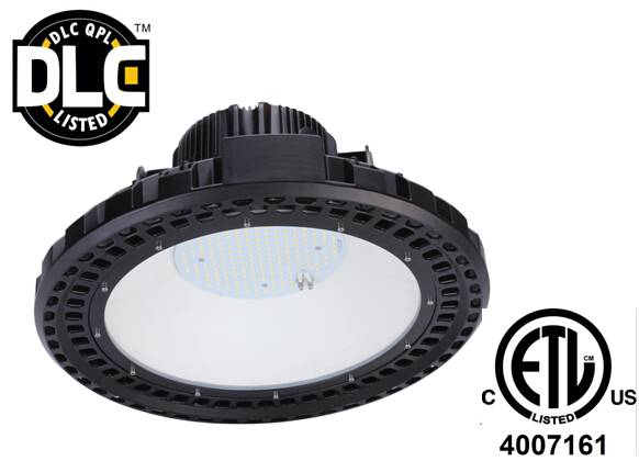 dlc etl led highbay 140lm/w brightest