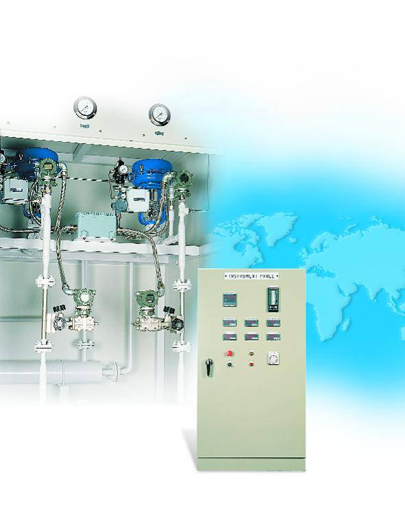 Gas Equipment - HIGH PRESSURE MIXER