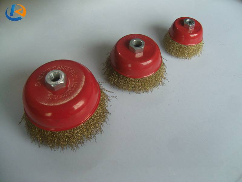 abrasive tools Cup brushes
